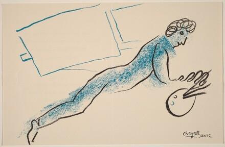 Invitation for Pierre Matisse Gallery Exhibition