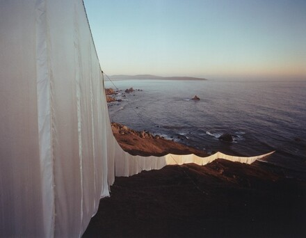 Running Fence, Sonoma and Marin Counties, California, 1972-1976