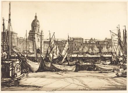 Low Tide La Rochelle