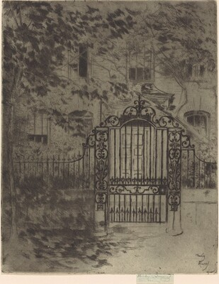 The Chelsea Gate