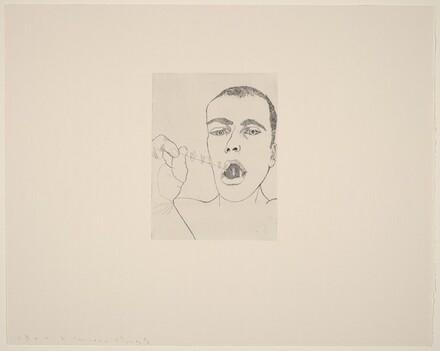 Self-Portrait #2 (Teeth)