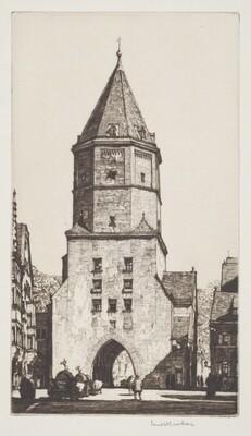 Jakober Gate, Augsburg