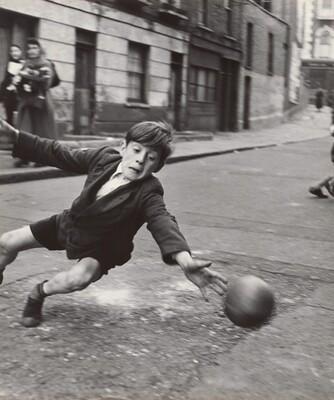 Goalie, Street Football, Brindley Road