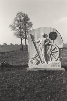 Hart's Fifteenth New York Battery. Gettysburg