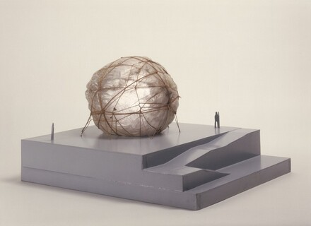 Air Package, Project for the Garden of the Museum of Modern Art, New York City