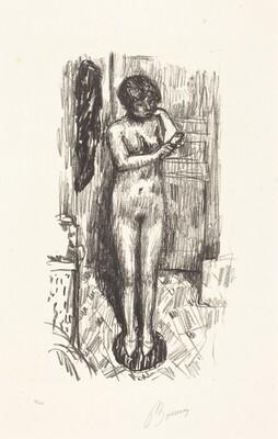 Nude Study (Etude de nu)