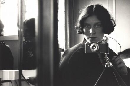 Self-Portrait in Mirrors