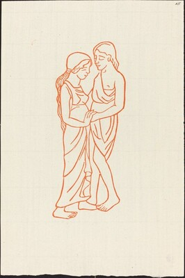 Fourth Book: Chloe is Given to Daphnis (Chloeunie a Daphnis)