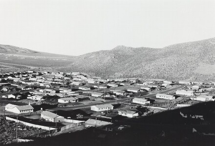 Lemmon Valley, looking North
