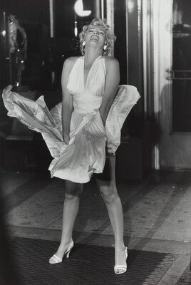 Marilyn Monroe, Seven Year Itch Set, New York City