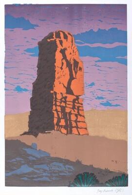 Untitled (Desert Rock)