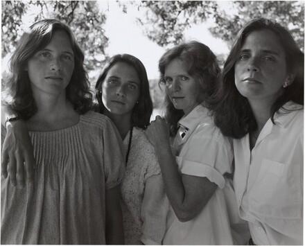 The Brown Sisters, Allston, Massachusetts