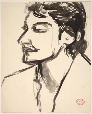 Untitled [portrait]