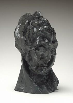 Head of a Woman (Fernande)