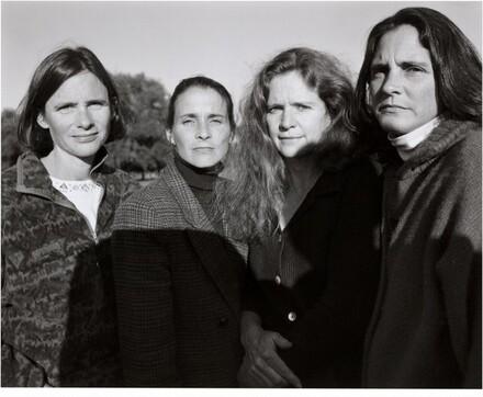 The Brown Sisters, Lexington, Massachusetts