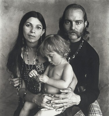Hippie Family (Ferguson), San Francisco