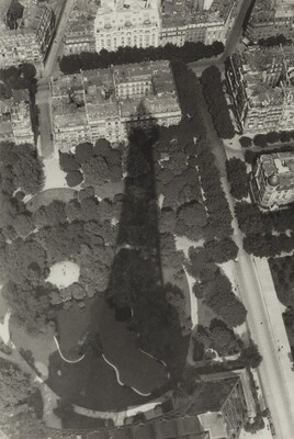 Shadow of the Eiffel Tower