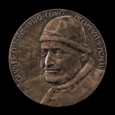 John XXIII (Angelo Giuseppe Roncalli, 1881-1963), Pope 1958 [obverse]