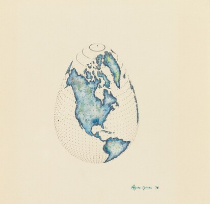 Map Projections: The Egg