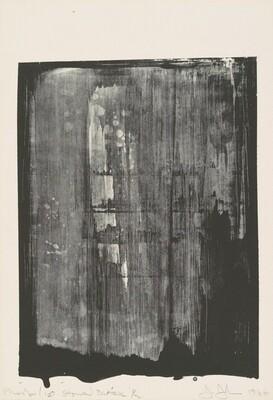 Ruler [1/2 proof: 1st stone in black]