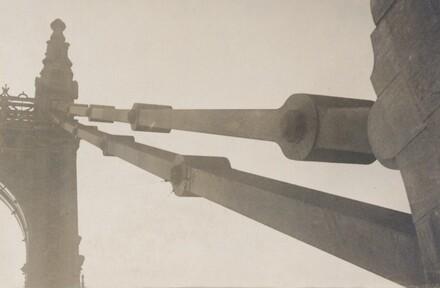 Untitled (Elizabeth Bridge and Bridge Chain)
