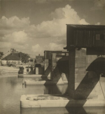 Untitled (Bridge in Kolin)