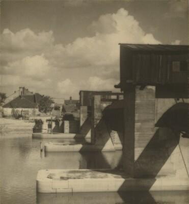 Untitled (Bridge in Kolin)