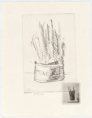 1st Etchings [Savarin trial proof]