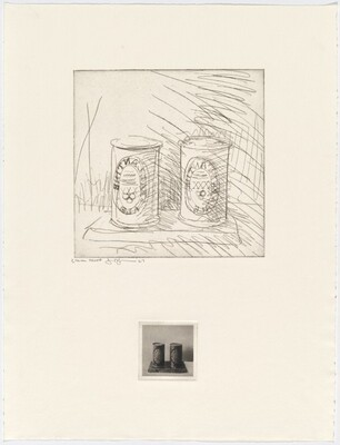1st Etchings [Ale Cans 1/2 trial proof]