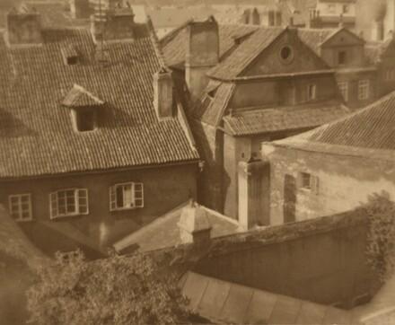 Roofs in Mala Strana