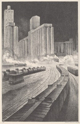 Granaries to Babylon (Babylon to Omaha; Railroad Yards)