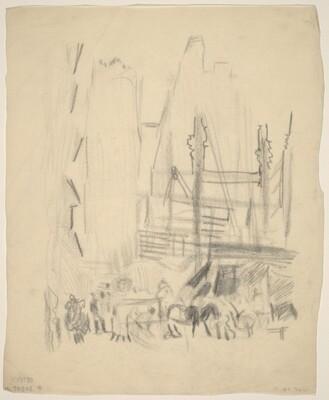 N.Y.C City Scene