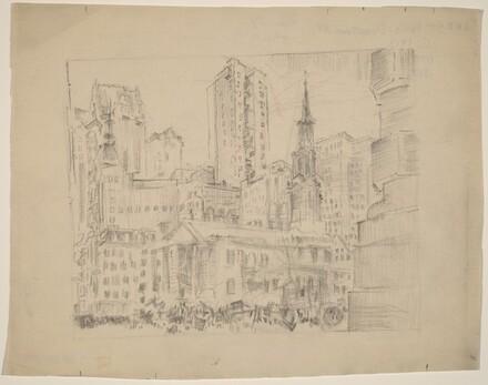 St. Paul's-Downtown NY