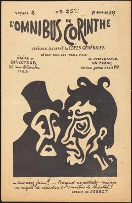 Omnibus de Corinthe (No. 2, 15 January 1897)