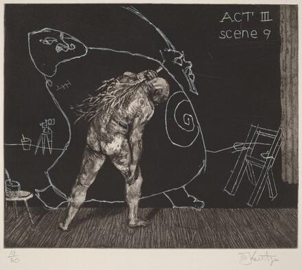 ACT III, scene 9