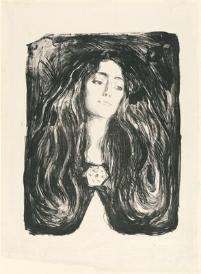 The Brooch (Eva Mudocci)