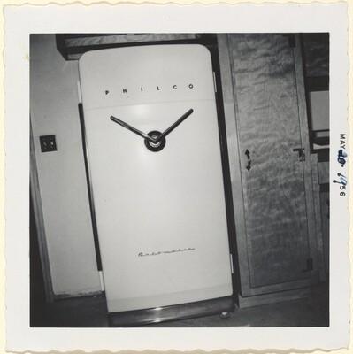 Untitled (Refrigerator)