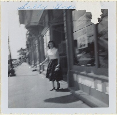 Sally Gapinski May 1956