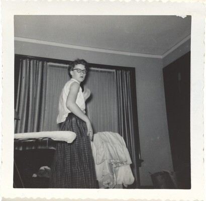 Dorie, July or Aug., '56