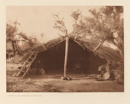 A Home in the Mesquite-Chemehuevi