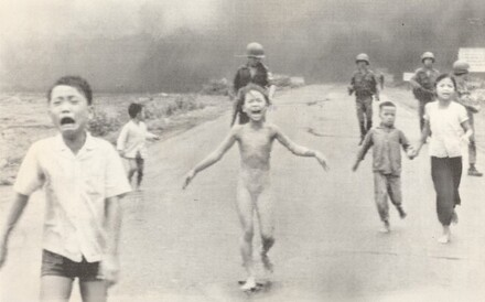 Napalm Attack on the Village of Trang Bang