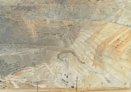 Untitled, Bingham Copper Mine, Utah
