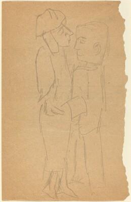 Tanzendes Paar (Couple Dancing)