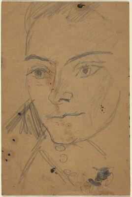 Weibliches Bildnis (Portrait of a Lady)