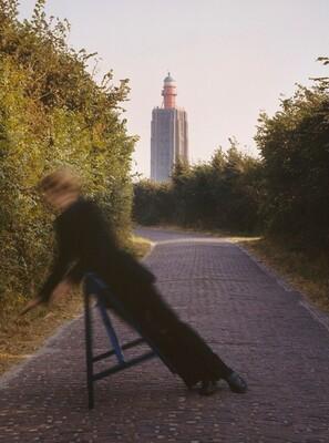 Broken Fall (Geometric), Westkapelle, Holland
