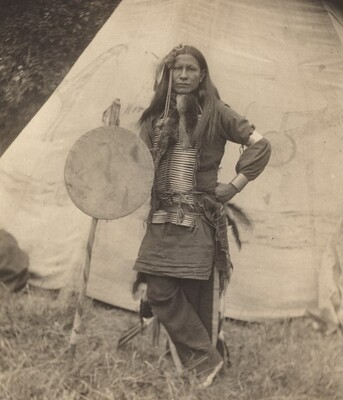 Little Finger, Dakota Sioux