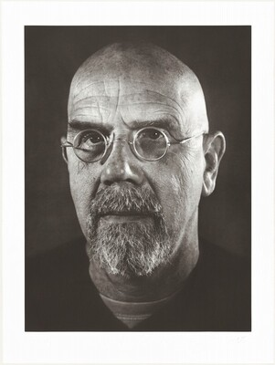 Self-Portrait/Photogravure