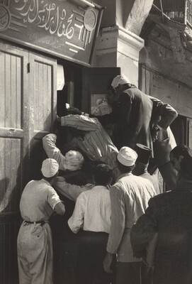 Breaking into a Food Store, Port Said