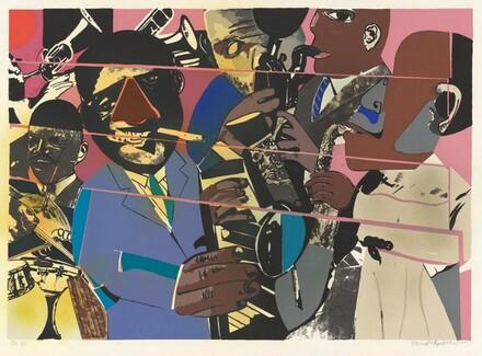 Untitled (Jazz II)