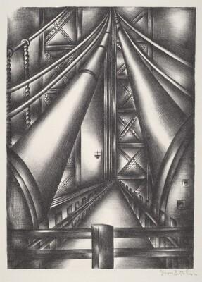 Untitled (Bridge Cables)
